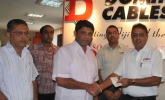 Dominion Wire And Cables Ltd Hands Over $50K