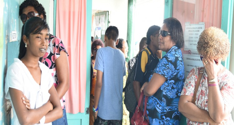 Conjunctivitis 'Within Suva Subdivision Only'