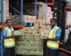 FMF Donates Food Supplies