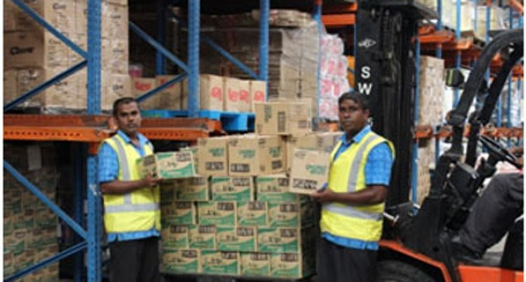 FMF Donates Food Supplies