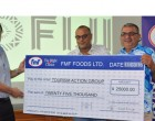 FMF Boosts Tourism Action Group's Efforts