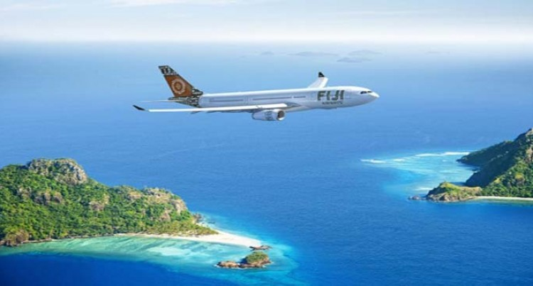 A-G: Fiji Airways Unique Success For A Small National Carrier