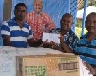 Donations Pour In At Fiji First Office Labasa