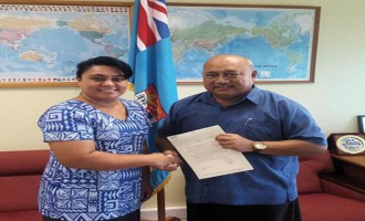 Samoa Gives $100K For Relief