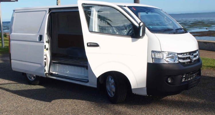 Foton's Panel Van For Your Delivery Needs