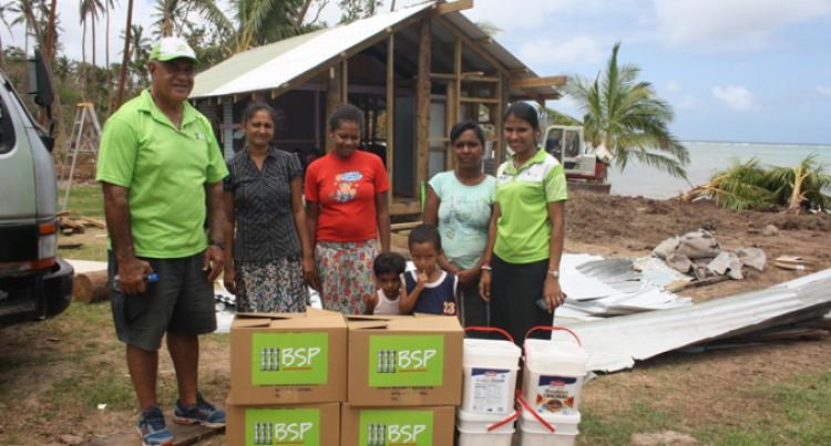 BSP Assists Devastated North