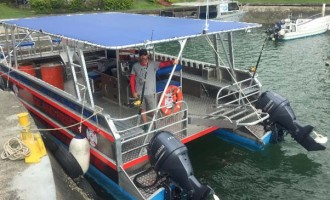 Local Boat Builder Gaining Attention From Export Markets