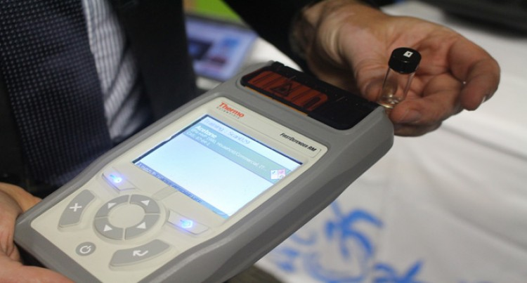 FRCA  Introduces Drug Detection  Scanners At Airports