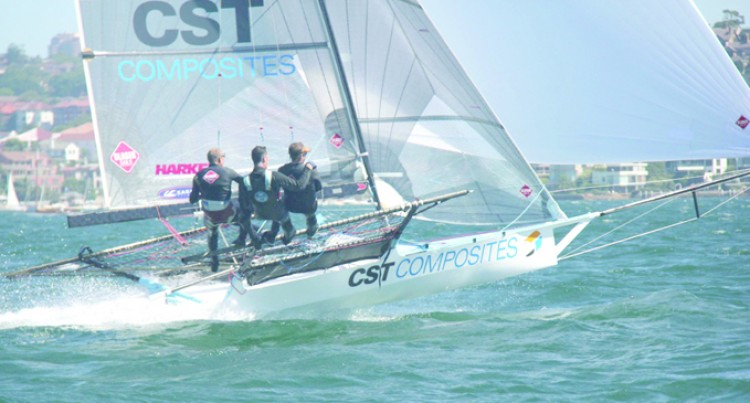 World's Fastest Skiffs To Race At Denarau