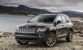 Jeep Compass With the Upscale Interior