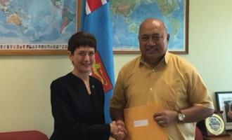 Secretary Kerry Conveys Condolences To Fijians