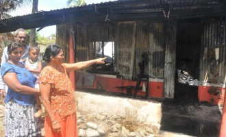 Family loses all in Fire