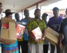 TISI Donates At Taveuni School