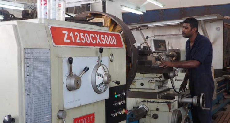 Lathe Machines Boost Productivity