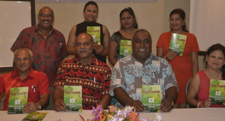 Tourism Council Of Nadi Launch Magazine