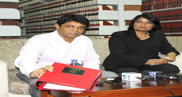 Fijian Laws Consolidated  For Ease Of Reference