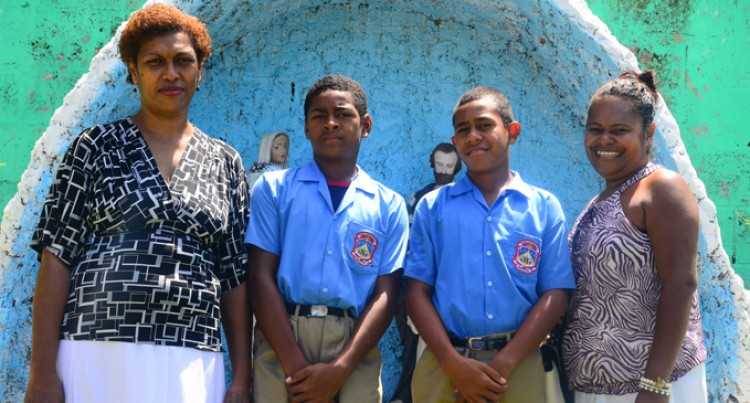2 Marist Primary Students Get Rugby Scholarships To New Zealand
