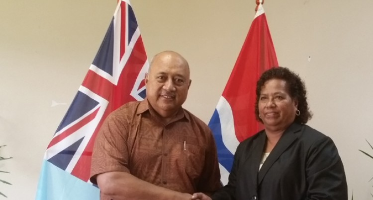 Kiribati Gives $100K For Cyclone Relief