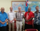 Minister For Foreign Affairs Hosts Conservationists