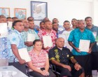 Youths Complete Training For NZ  Work Scheme