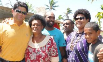 Three Ministers Elate Ba's Vika