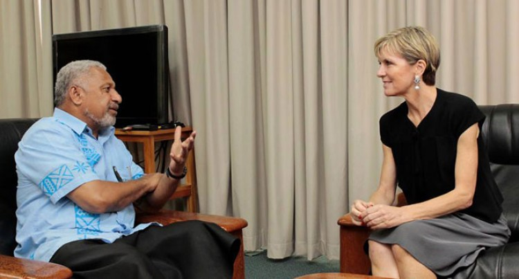 Our Presence Will  Remain, Says Aust Foreign Minister
