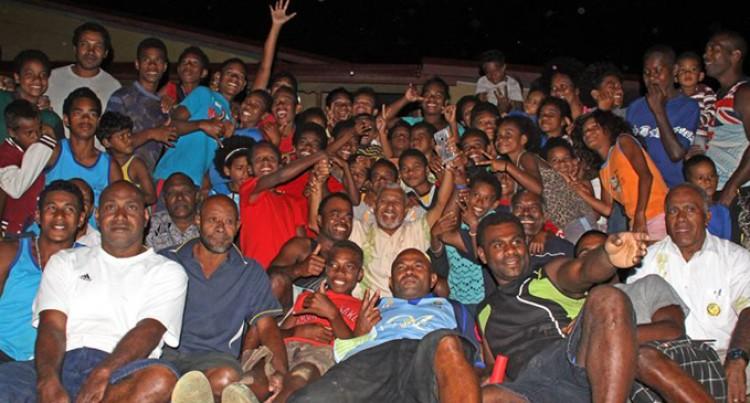 Bainimarama Assures Ovalau
