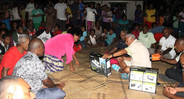 PM:It's Been A Traumatic 13 Days After Witnessing Losses And Grief Suffered By Fijians