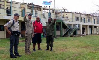 Kiwis Waste No Time On Vanuabalavu