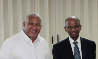 Bainimarama To Sign Paris Agreement At United Nations