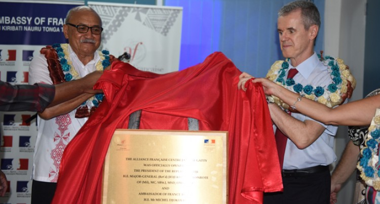 Alliance Française De Suva Finds A Permanent Home