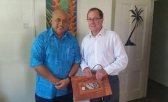 'NZ Will Stand By Fiji'