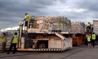 More Humanitarian Aid Arrives