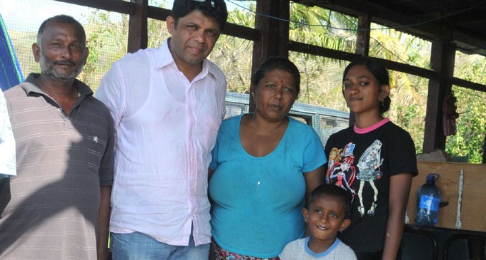 Toge Family Applauds A-G's Visit, Help