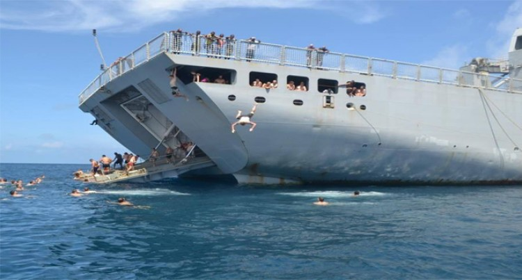 Fiji and New Zealand Navy bank on similarities