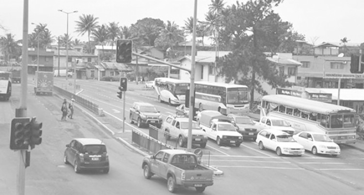 Traffic And Street Lights Disabled For Safety Measure