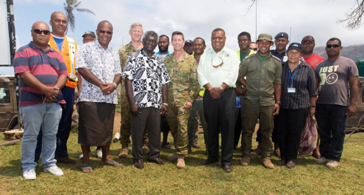 Now Canberra Helping Taveuni
