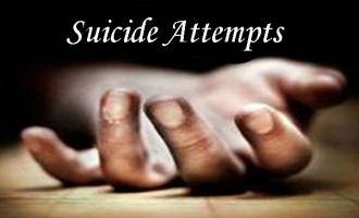 Two Failed Suicide Attempt Reported To Police