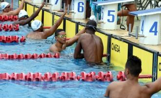 Rabua Is The Fastest Swimmer