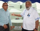 50 Water Tanks For  Cyclone Winston Victims