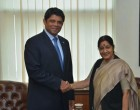 A-G Meets, Thanks Indian Minister For External Affairs