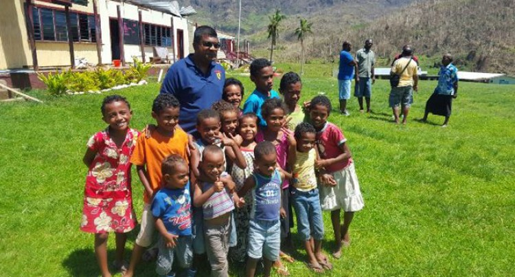 Ra Rural Schools Evacuees Welcome Education Minister