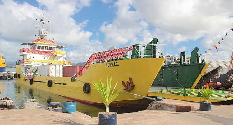 Barge Vunilagi Off To Yasawa