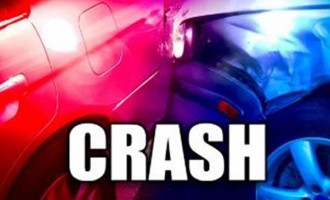 Truck Collide With Bus,Truck Driver In Hospital