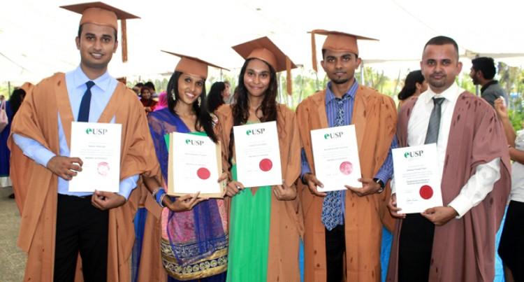 Fiji Sun Staff Shine In USP Graduation