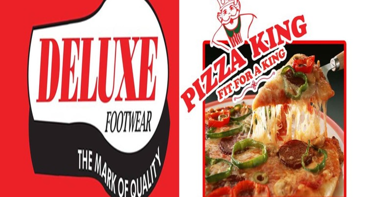 Deluxe Footwear, Pizza King Contribute $10K Each
