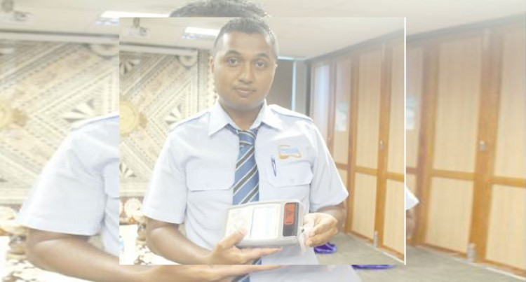 Drug Detection Scanners A Plus for Fiji