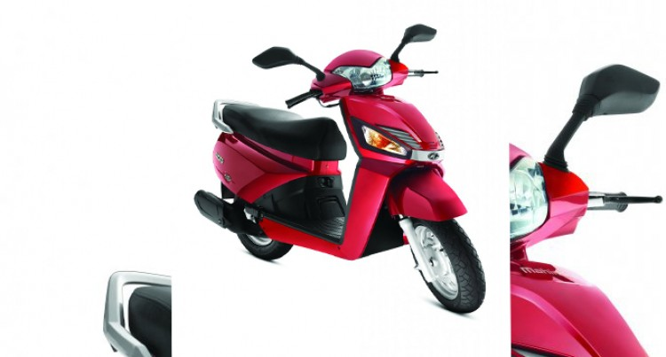 Mahindra Gusto  Scooter's Comfortable Ride