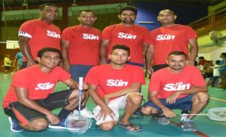 Badminton Business  House Comp Starts
