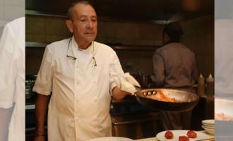 Acclaimed chef Alfieri at Warwick Fiji